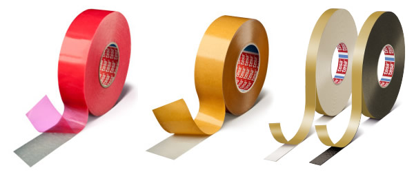 tesa Double Sided Tapes for Industrial Applications